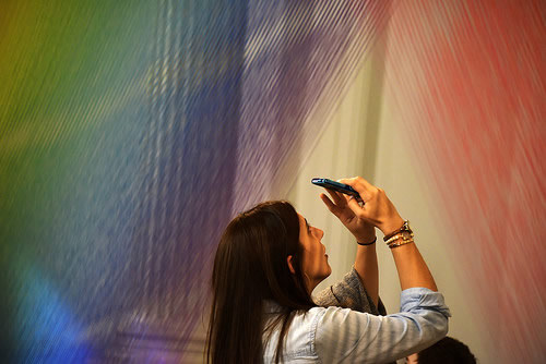 Capturing A Rainbow: Renwick Gallery, DC
