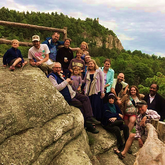 Kimball Family Reunon-Mohonk Mt. House, New Paltz, NY, May 25, 2019