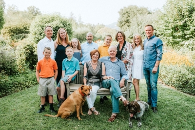 Tim Dorman & Family-California