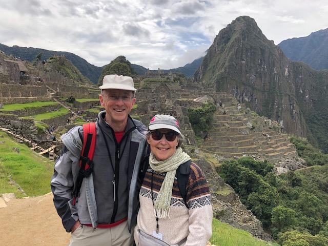 Fred & Barb Eames: Machu Picchu