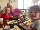 Bob Katt and grandkids