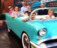 Ray Kimball & Family: Disney Car-20170823