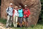 John-Jean Hitchins, Tom-Melanie-Michaels-Crag's Trail, Pike's Peak, July 15, 2017