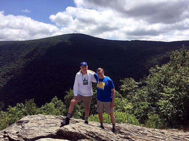 Stoney Ledge: Jack Murray, Nate Fox, July 2019