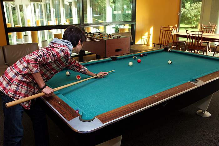 Pool - Student Life