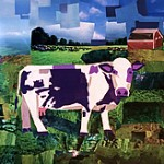 Purple Cow - Megan Coyle - mcoyle.com