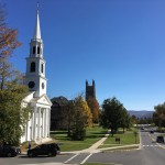 Williamstown, showing Congregational Church and College Cathedral