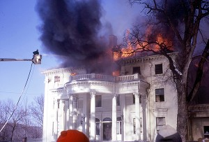 Ft.Hoosac Fire January 1968
