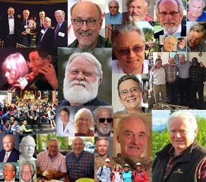 Montage of Williams Classmates