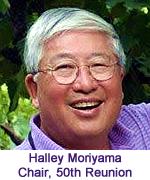 Halley Moriyama, Reunion Chair
